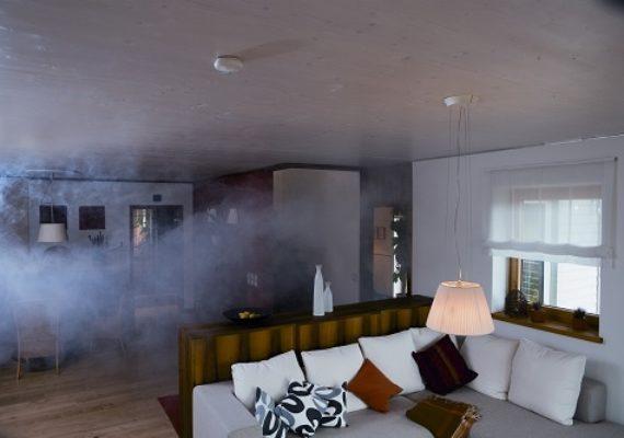 Freitag der 13.10. ist Rauchmeldertag