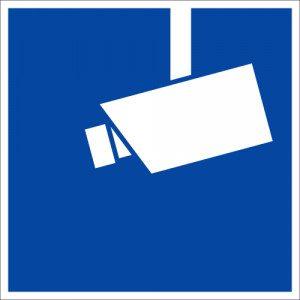 DS-GVO-konforme Hinweisbeschilderung bei Videoüberwachung durch nichtöffentliche Stellen